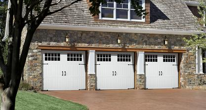 Arizona's Garage Door Doctor sells and installs carriage house garage doors in Phoenix, AZ