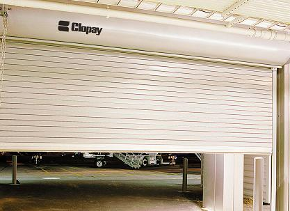 Arizona's Garage Door Doctor sells and installs commercial overhead roll-up doors for warehouses in Phoenix, AZ