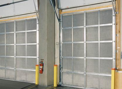 Arizona's Garage Door Doctor sells and installs commercial overhead sectional doors, including high lift and vertical lift, in Phoenix, AZ